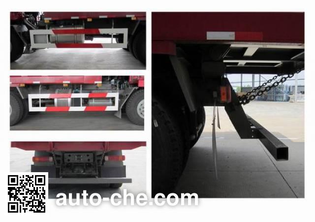 威泺牌ZZ3259N434PD3自卸汽车