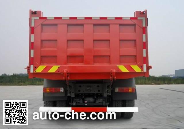 威泺牌ZZ3259N434PE3L自卸汽车