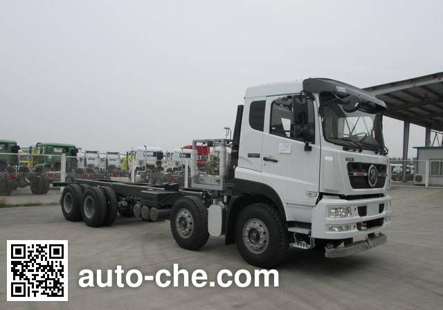 Sida Steyr ZZ3313M386GE1L dump truck chassis