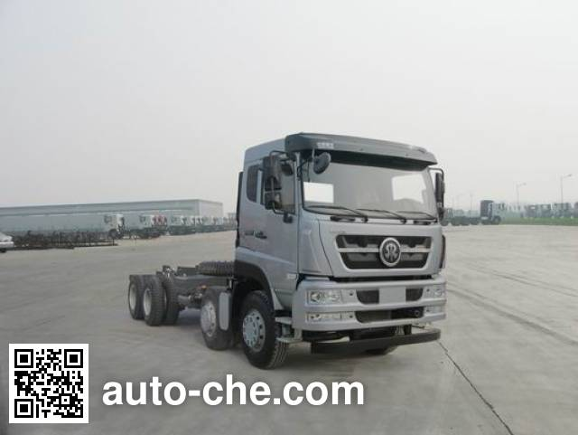 Sida Steyr ZZ3313N366GE1 dump truck chassis