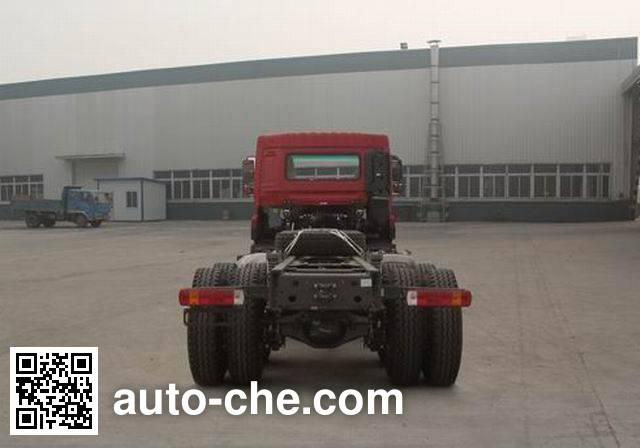 Sida Steyr ZZ3313N3861E1N dump truck chassis