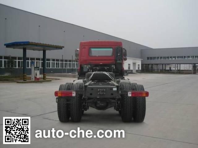 Sida Steyr ZZ3313N4861E1N dump truck chassis