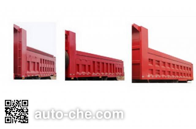 Sinotruk Hohan ZZ3315N4066D2L dump truck