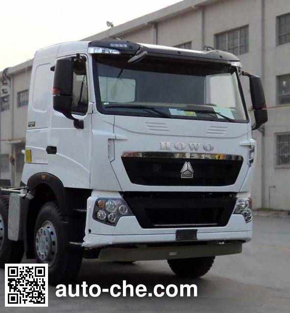 Sinotruk Howo ZZ5537V31BHE1 special purpose vehicle chassis