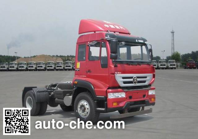 Sida Steyr ZZ4181N361GD1Z container carrier vehicle