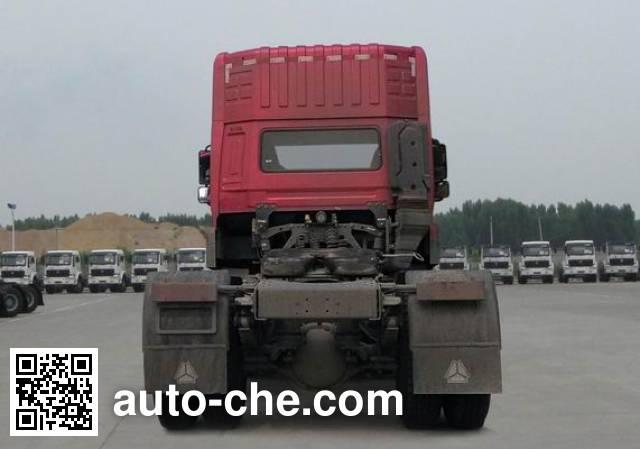Sida Steyr ZZ4183N361GE1W dangerous goods transport tractor unit