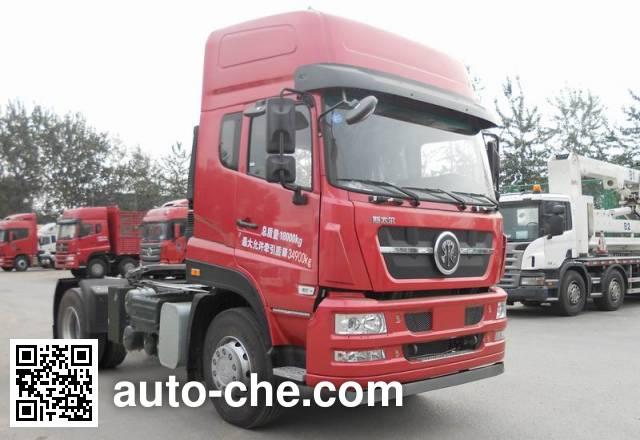 Sida Steyr ZZ4183N4211E1LN tractor unit