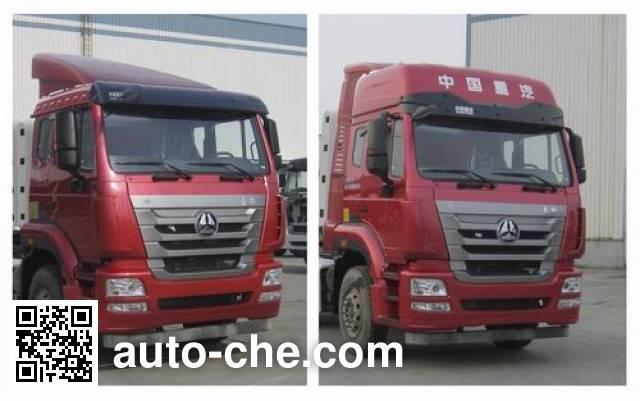 Sinotruk Hohan ZZ4255N3846E1C tractor unit