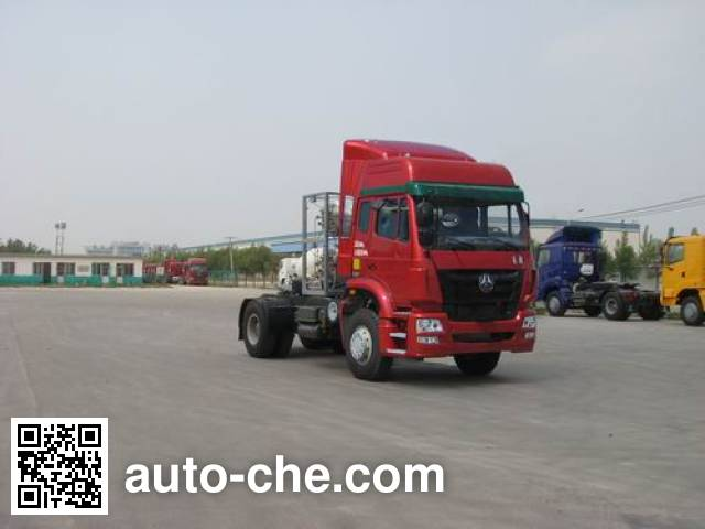 Sinotruk Hohan ZZ4185N4216D1L tractor unit