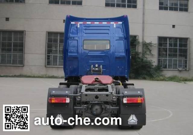 威泺牌ZZ4189M461CC1H牵引汽车