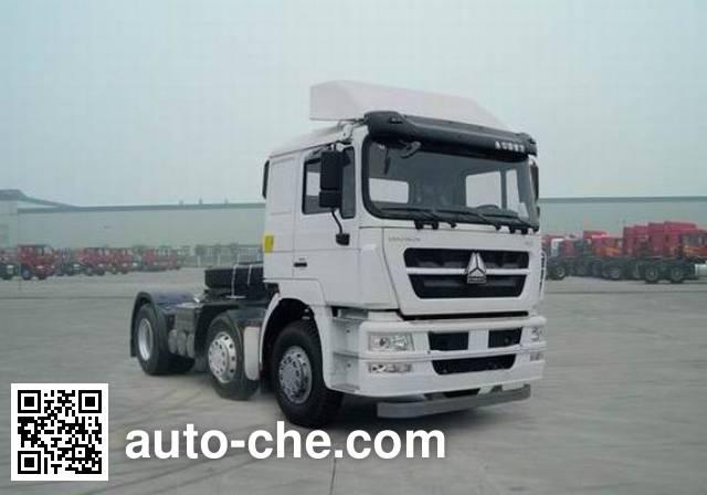 Sida Steyr ZZ4253N25C1D1 tractor unit