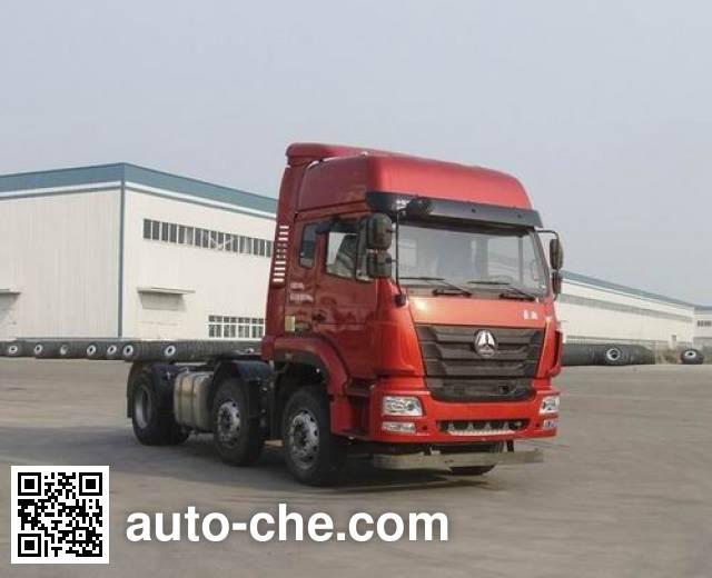 Sinotruk Hohan ZZ4255M27C3D1H tractor unit
