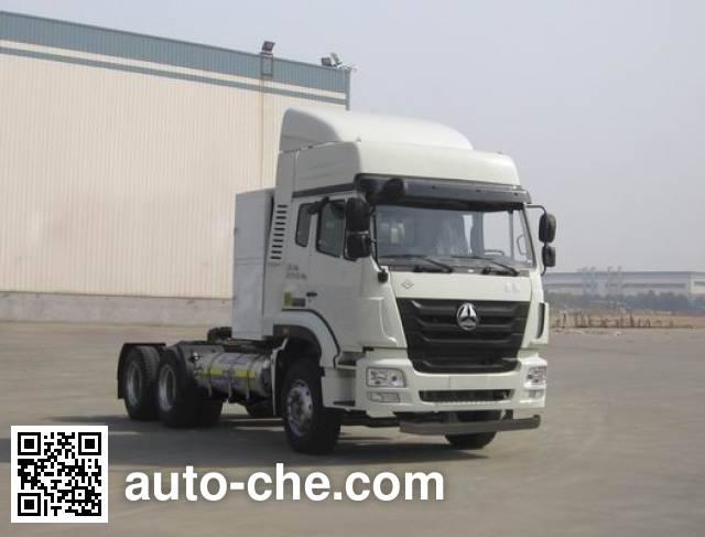 Sinotruk Hohan ZZ4255M3843E1L tractor unit