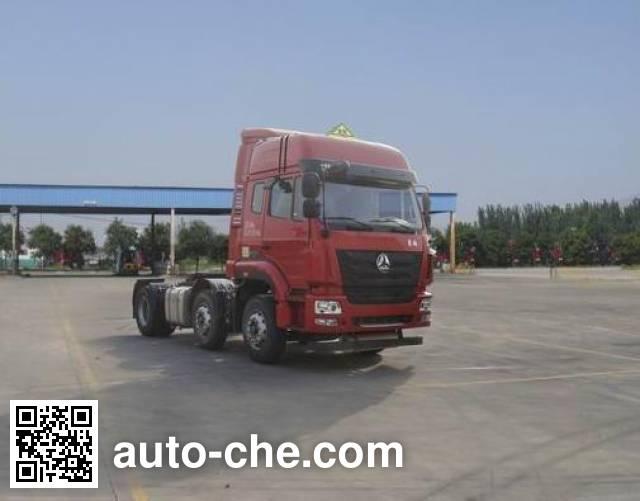 Sinotruk Hohan ZZ4255N27C3E1W tractor unit