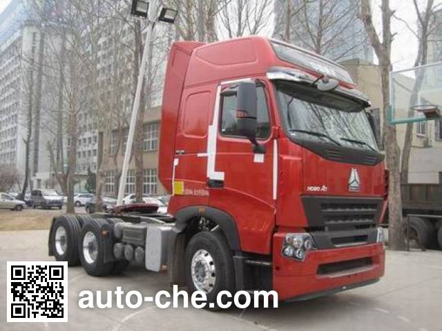 Sinotruk Howo ZZ4257V3247P1B tractor unit