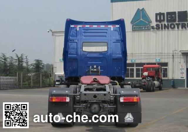威泺牌ZZ4259M394CC1B牵引汽车