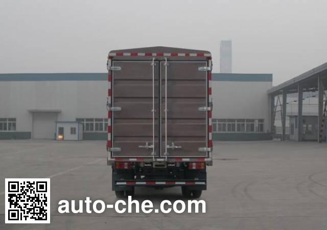 Sinotruk Howo ZZ5047CCYF331BE143 stake truck