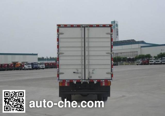 Sinotruk Howo ZZ5047XXYC3313E143 box van truck