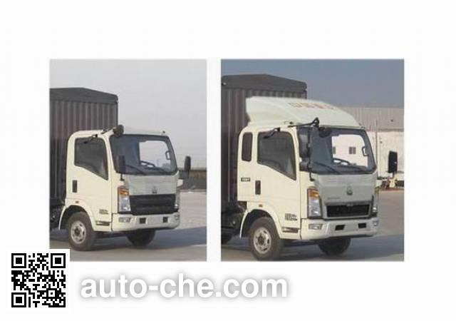 Sinotruk Howo ZZ5147CCYG381CE1 stake truck