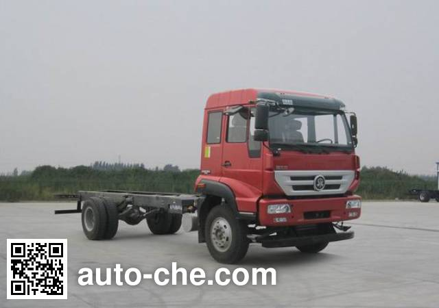 Sida Steyr ZZ5161XXYH561GE1 van truck chassis