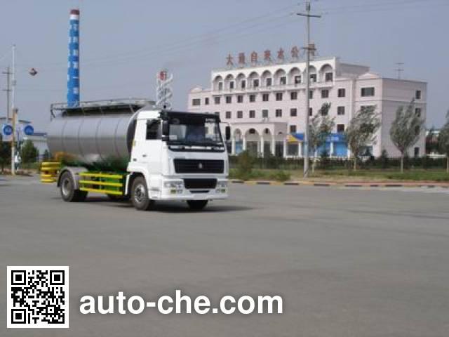 Sida Steyr ZZ5166GYSM4616F liquid food transport tank truck