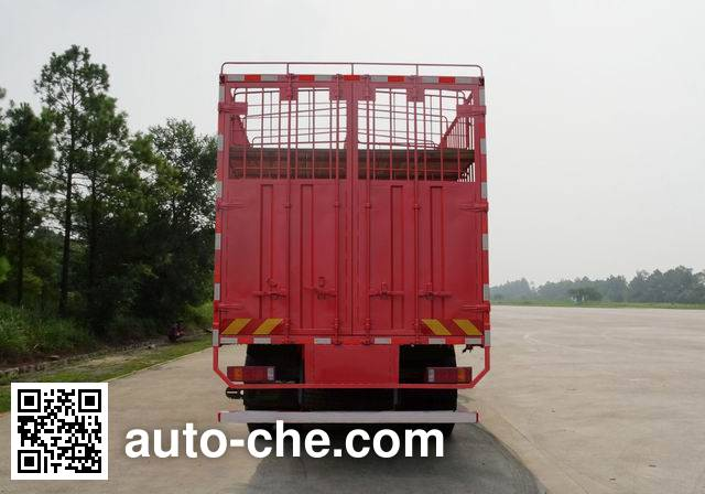 Sinotruk Howo ZZ5187CCQK501GE1 livestock transport truck