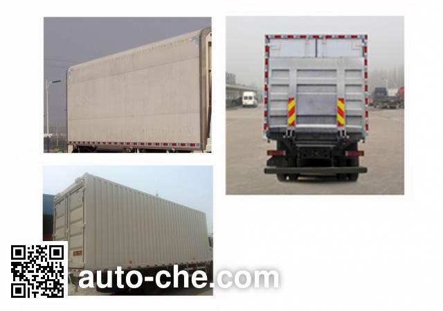 Sinotruk Howo ZZ5187XYKK561GE1 wing van truck