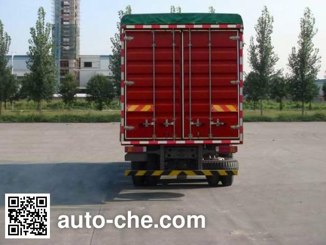 豪瀚牌ZZ5205CPYK56C3C1蓬式运输车