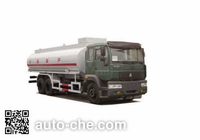 Sida Steyr ZZ5231GJYK4441W fuel tank truck
