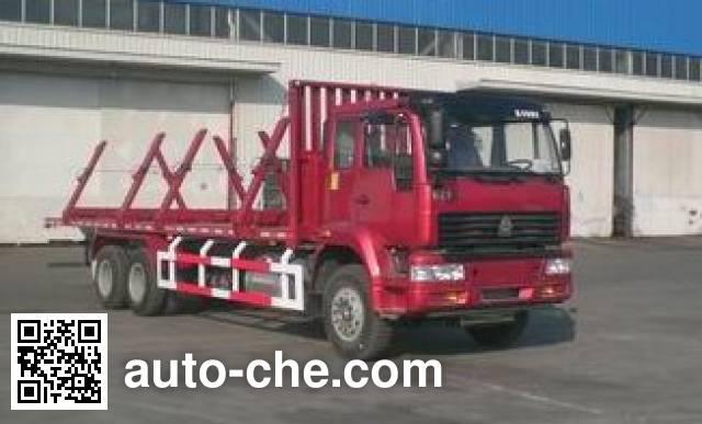 Sida Steyr ZZ5251TYM5641C1 timber truck