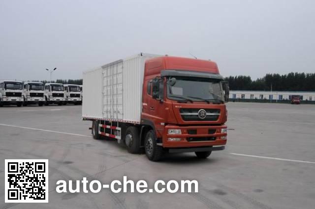 Sida Steyr ZZ5253XXYM56CGE1B box van truck