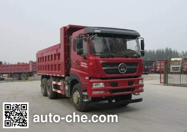 Sida Steyr ZZ5253ZLJN3841E1N dump garbage truck