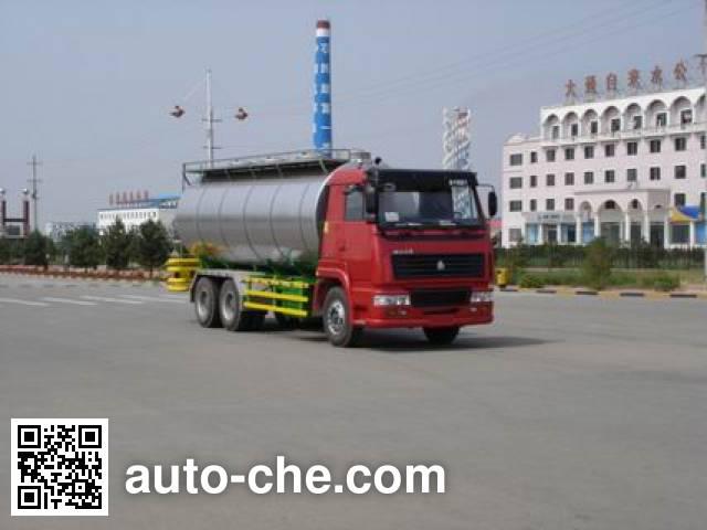 Sida Steyr ZZ5256GYSM4646F liquid food transport tank truck