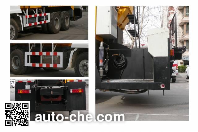 Sida Steyr ZZ5256TXJM3846C1 slurry seal coating truck