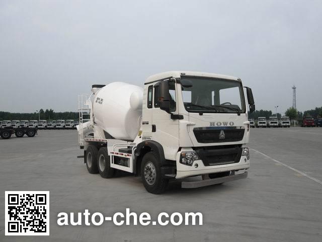 Sinotruk Howo ZZ5257GJBN324GD1 concrete mixer truck