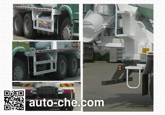 Sinotruk Howo ZZ5257GJBN3847E1L concrete mixer truck