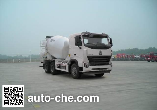 Sinotruk Howo ZZ5257GJBN4047P1 concrete mixer truck