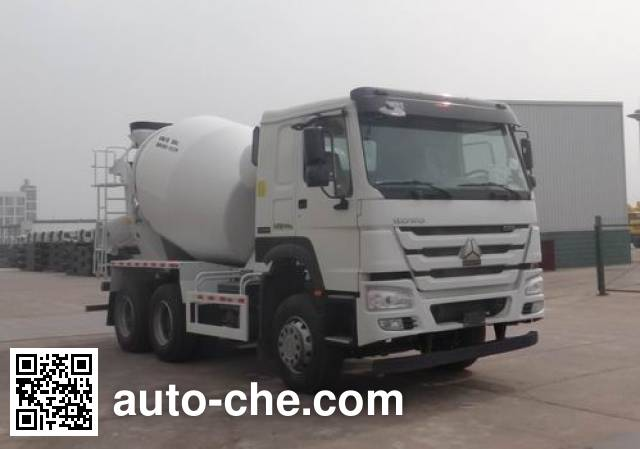Sinotruk Howo ZZ5257GJBN4347E1B concrete mixer truck