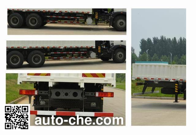 Sinotruk Howo ZZ5257JSQM584GD1H truck mounted loader crane