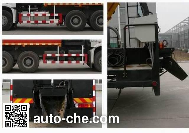Sinotruk Howo ZZ5257TFCM3847D11 slurry seal coating truck