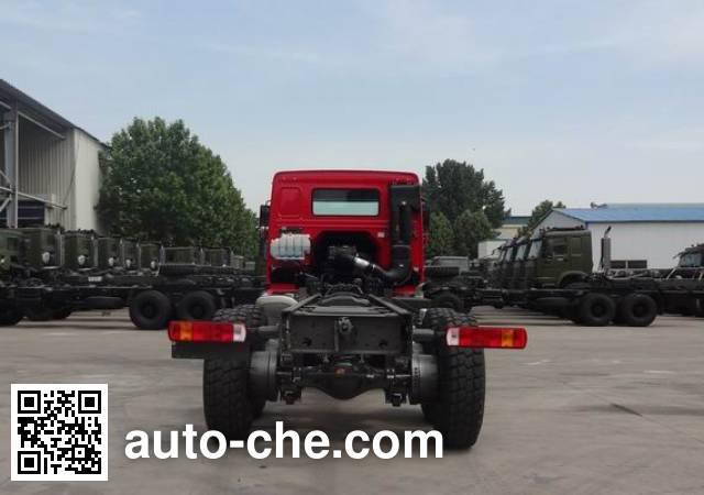 豪沃牌ZZ5277V4657E1特种作业车底盘