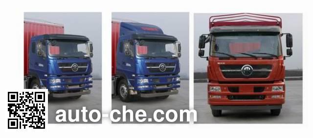 Sida Steyr ZZ5253CCQM56CGD1 livestock transport truck