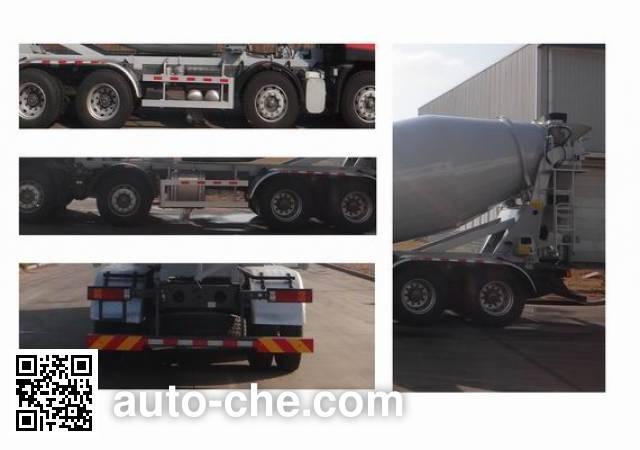 Sida Steyr ZZ5313GJBN306GE1 concrete mixer truck