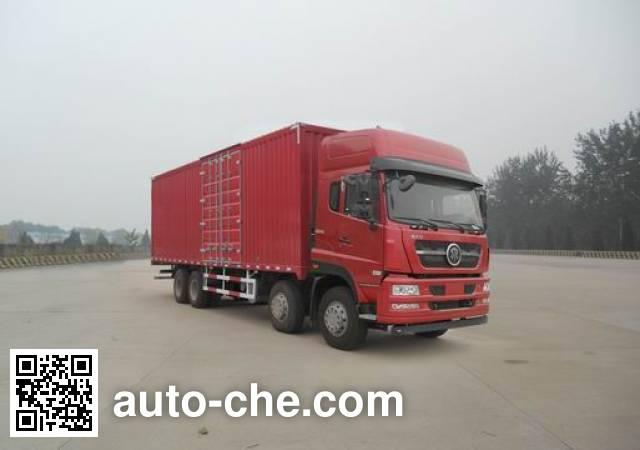 Sida Steyr ZZ5313XXYN466GE1B box van truck