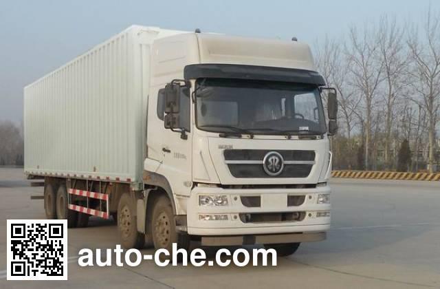 Sida Steyr ZZ5313XYKN466GE1 wing van truck