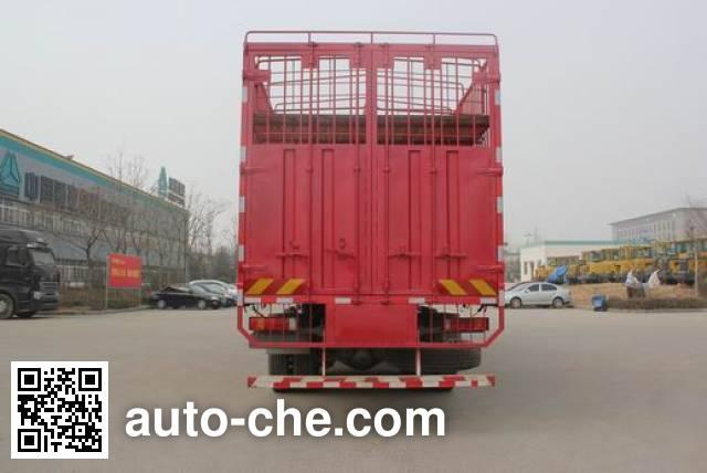 豪瀚牌ZZ5315CCQN4663E1畜禽运输车