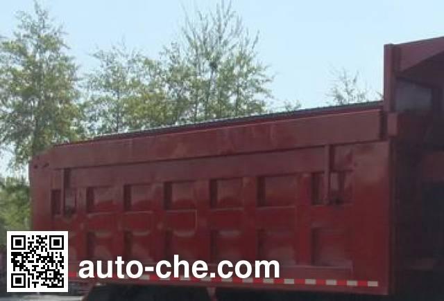 豪瀚牌ZZ5315ZLJN3866E1L自卸式垃圾车