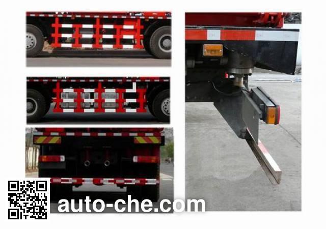 Sinotruk Howo ZZ5321TJC well flushing truck
