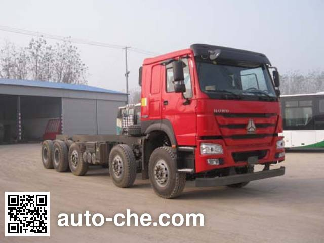 Sinotruk Howo ZZ5507N31B7E1 special purpose vehicle chassis