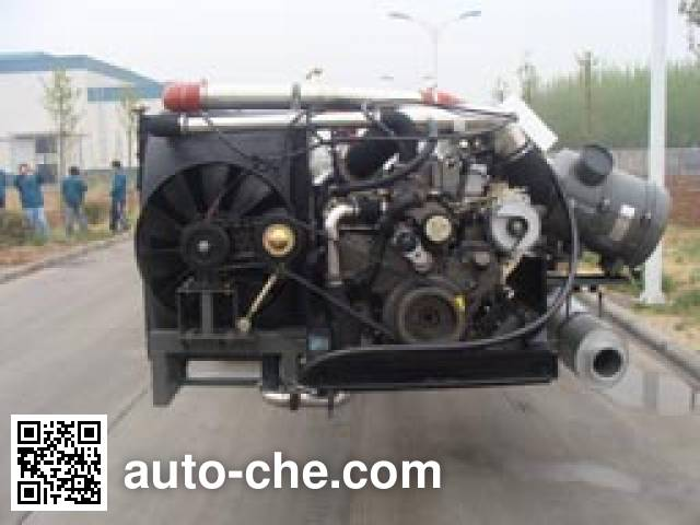 Sinotruk Howo ZZ6777HH1E bus chassis